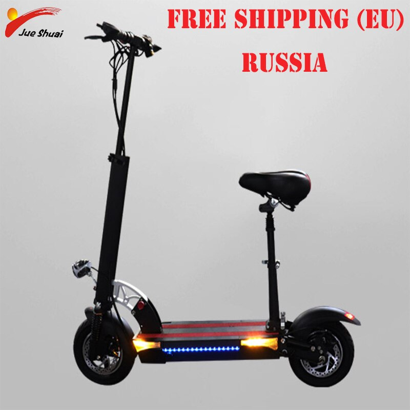 Scooter eléctrico 45 KM/H 48V 500W E batería de scooter 80 KM Patinete Electrico Adulto Scooter eléctrico escooter patinete eléctrico