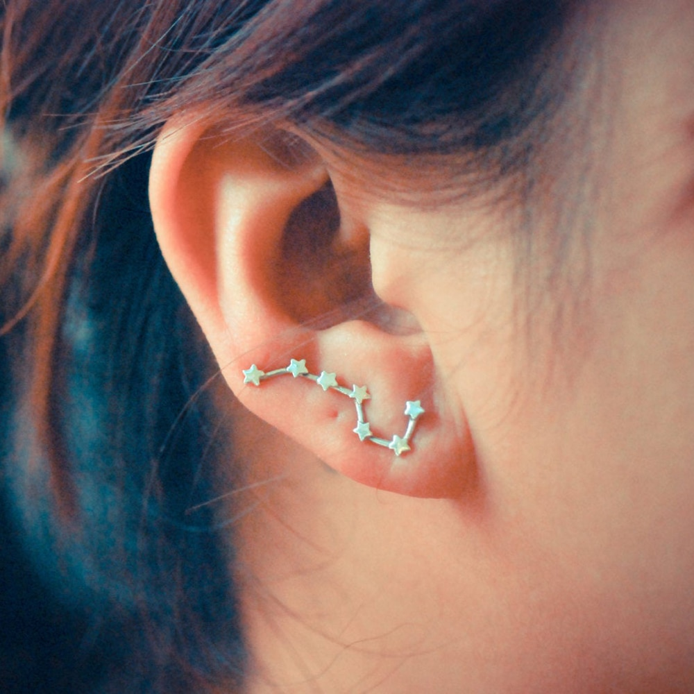 Gran constelación de Dipper o trepadores de oreja de oro