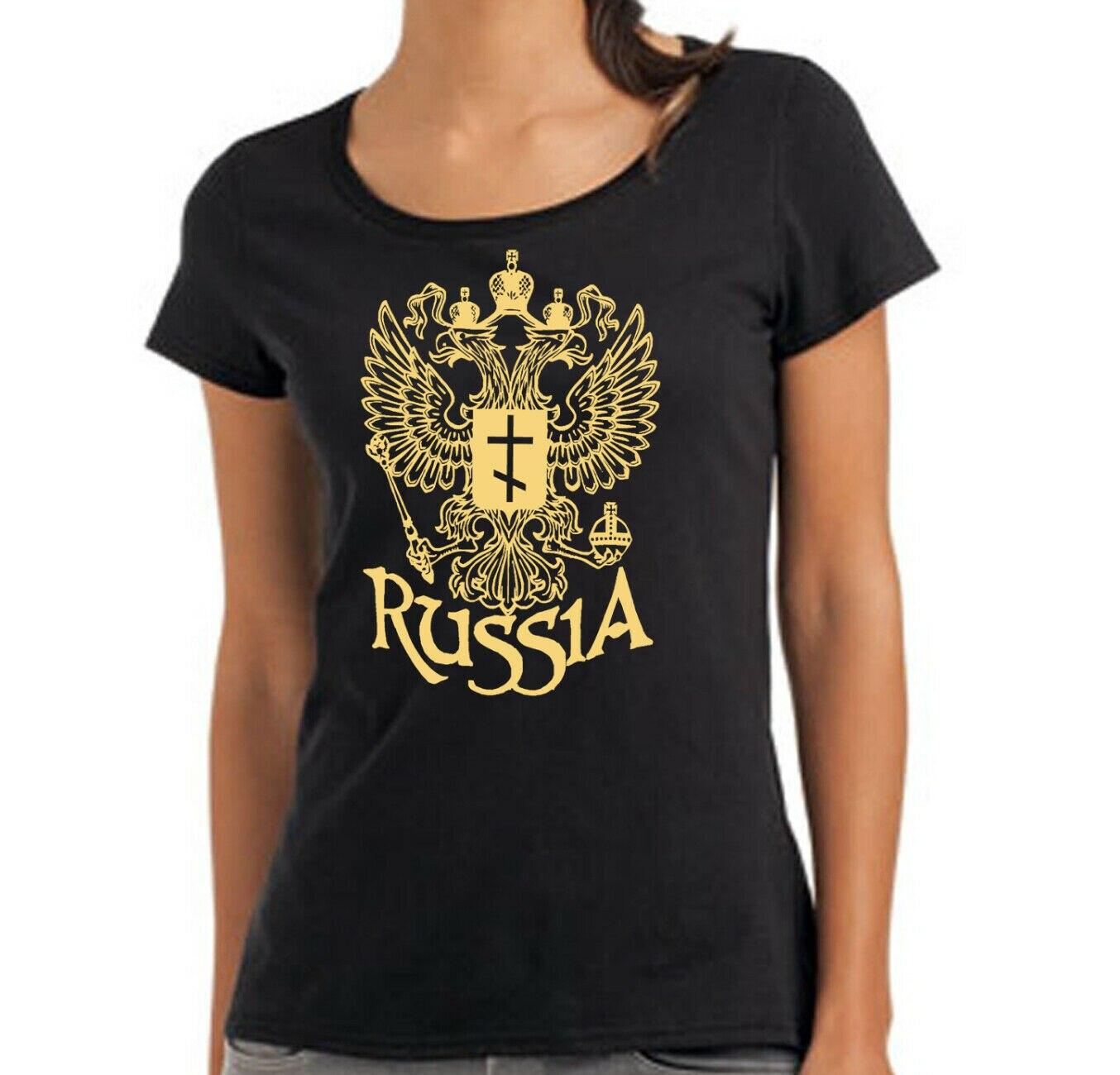 Rússia mulheres t camisa rússia cccp udssr rússia moscovo putin