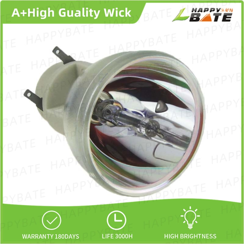 NEW high Brightnes Projector bulb Lamp for OSRAM P-VIP180 0.8 E20.8 with Replacement Projector Lamp