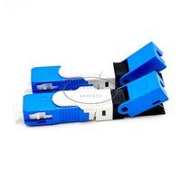 UNIKIT ESC250D single-mode fiber optic SC UPC quick connector Fiber Optic Fast Connector Free shipping