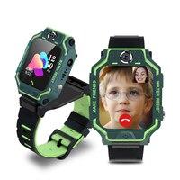Детские Смарт-часы Q12 с двойной камерой R36C Детские Смарт-часы LBS позиция SOS телефон часы голосовой чат Смарт-часы детские часы подарок