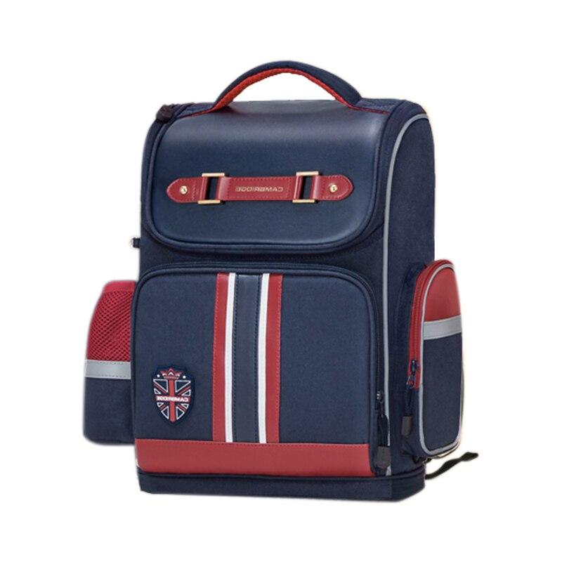 2020 New Kids Knapsack Boys School Bags Orthopedic Children Kids Bag Kindergarten School Toddler Bac