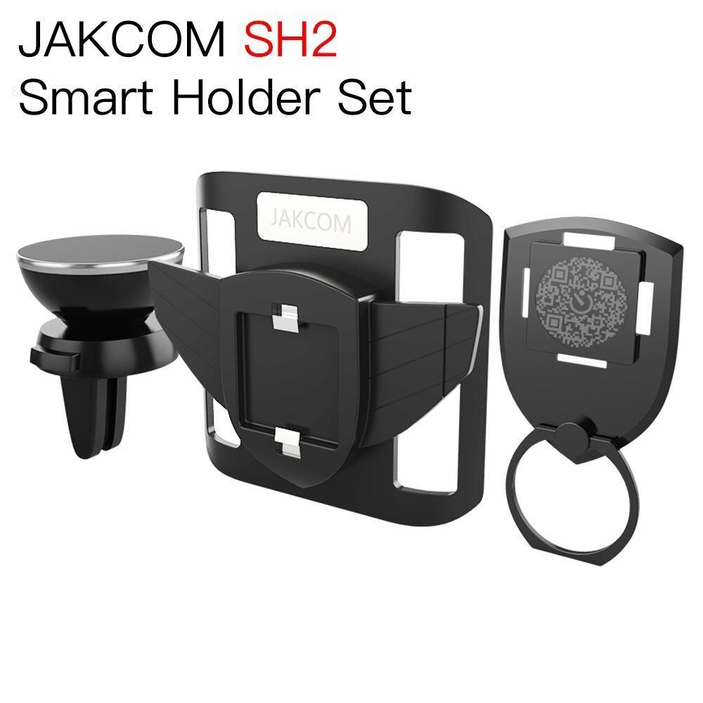 JAKCOM SH2, conjunto de soporte inteligente bonito que el agarre del teléfono thl 5000 xr, caja en funcionamiento, esterilizador uv, caja para teléfono móvil smatch watch poco f2 lote