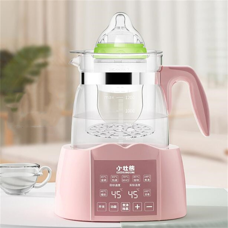 2021  Newest  Multifunctional Milk Dispenser  Automatic Milk Warmer   Baby Thermostat enlarge