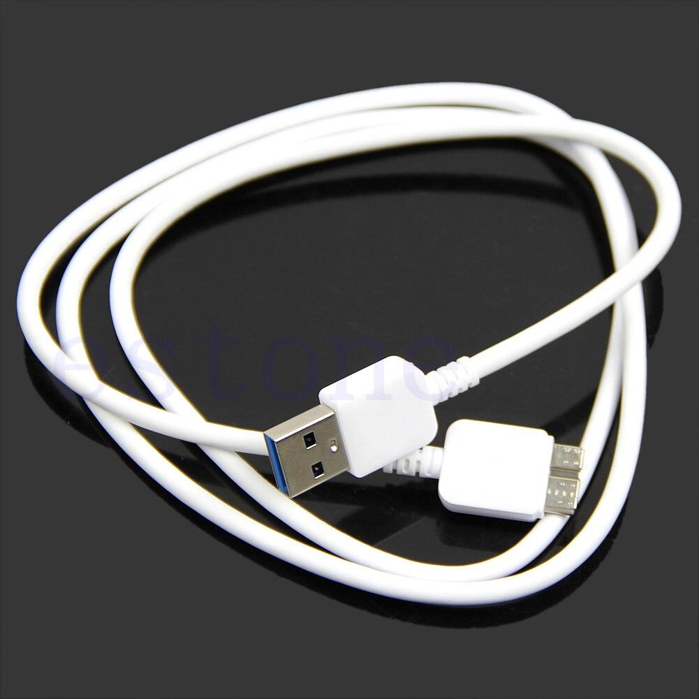 Cable de carga de datos, Micro USB 3,0, blanco, nuevo, G2AC, Note...