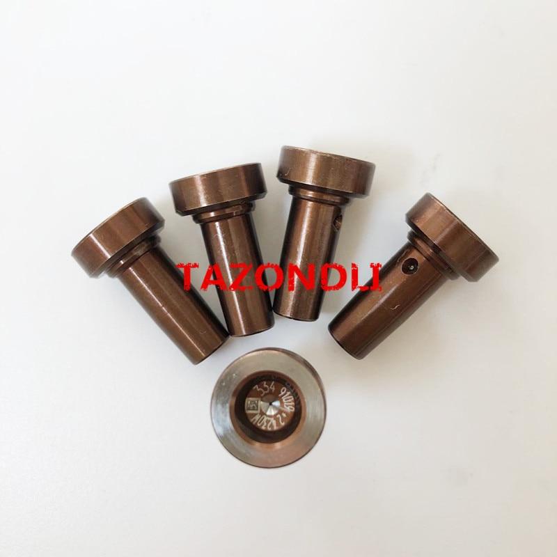 20 peças, tampa da válvula de controle do trilho comum da qualidade superior 334 cabeça válvula para 0445110 séries injector f00vc01334, f00vc01359
