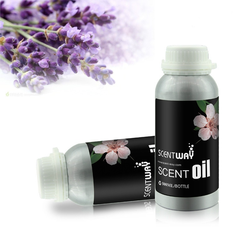 500ml 100% Natural Scent Aroma Essential Oil for Scent Fragrance Machine Aromatherapy Oil Diffuser Air Humidifier Shangri-La недорого