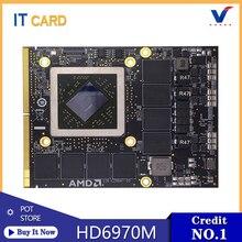 "Original Für iMac 27 ""A1312 Radeon HD6970 HD6970M 2GB 109-C29647-00 Video Grafikkarte 216-0811000 100% Arbeits gut"