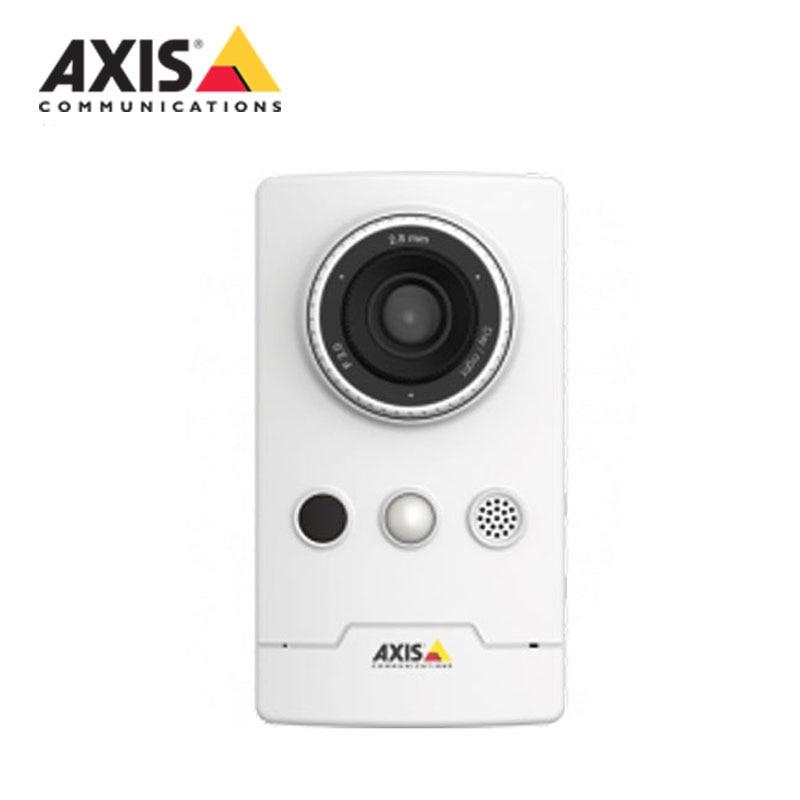 محور M1065-LW كاميرا شبكة مراقبة كامل المواصفات اللاسلكية HDTV 1080p الكاميرا مع حافة التخزين