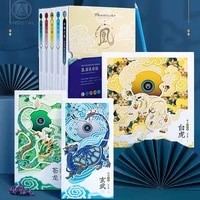 andstal chinese style oil color pencil 50100 gift box colored pencils coloring pencil art supplies for student artisit