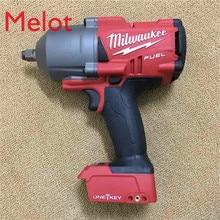 Américain Mivoch M18 importé seconde main 2863 batterie au Lithium Rechargeable sans brosse Bluetooth Impact clé à pistolet électrique