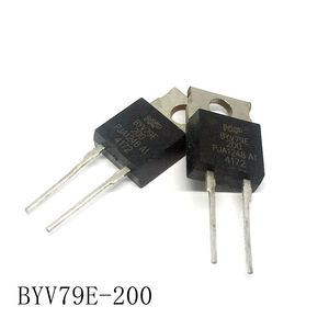 Fast Recovery Rectifiers BYV79E-200 BY329-1200 STTH3010D STTH803D DSEI12-10A BYT12PI-1000 DSI30-12A TO-220-2 10pcs/lots in stock
