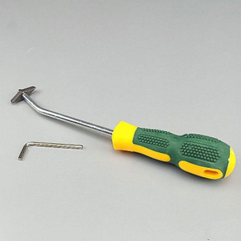 Профессиональный керамический тенгель-клоф для чистки цемента