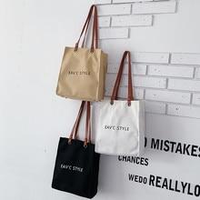 2019 عالية الجودة النساء الرجال حقائب حقائب تسوق مصنوعة من القماش قابلة لإعادة الاستخدام البقالة حقيبة تسوق عالية السعة موجزة إلكتروني الطباعة *