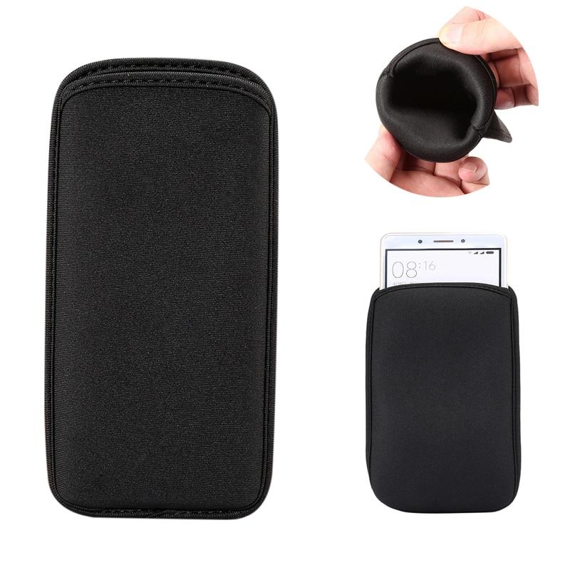 Funda de teléfono resistente al agua bolsa caso para Iphone 11 Pro Max X XR XS Max 4S 5 5S 6S 6 7 8 Plus SE 2020 Ipod Touch 7 6 5 cubierta Universal