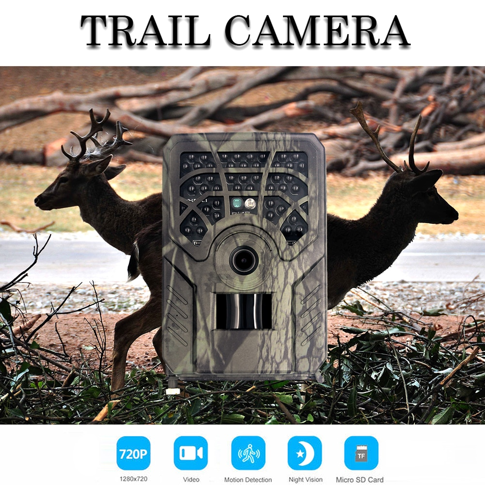 Hunting Camera Trail Camera 720P Night Vision MMS Infrared Hunting Trail Camera Mms Gsm GPRS 2G Trap Game Camera Remote Control недорого