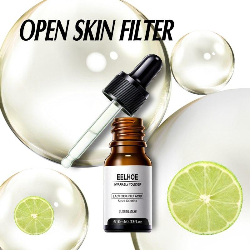 10ML reducir los poros suero poro aprieta refinado hidratante cara suero blanqueamiento...
