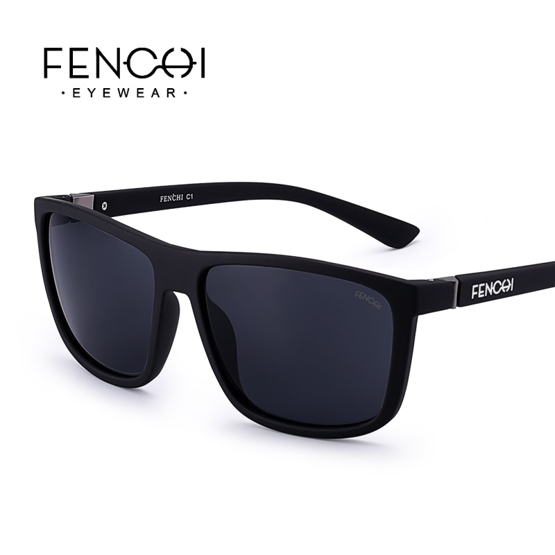 2019 new driving sunshade glasses casual outdoor PC frame sunglasses trend men's non-slip sunglasses