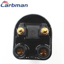 Carbman 점화 코일 키트는 밀러 용접기에 12V ccka에 적합합니다. 2052G, 2237G, 2677G, 2748J, 2778J 오토바이 액세서리