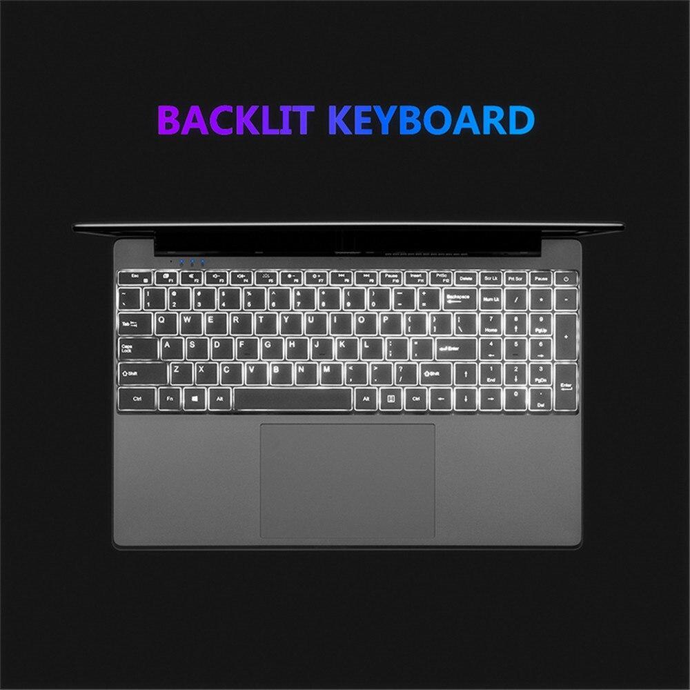 Intel laptop 15.6 inch Windows 10 Pro 1920*1080 Laptop Intel Celeron J4125 8GB RAM 2TB/256GB/512GB/1TB HDMI Notebook