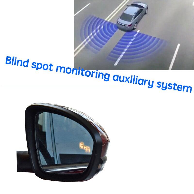 نظام BSD BSM BSA للسيارة نظام الكشف عن الرؤية الخلفية للرادار لنيسان سيلفي B18 سنترا 2019 2020