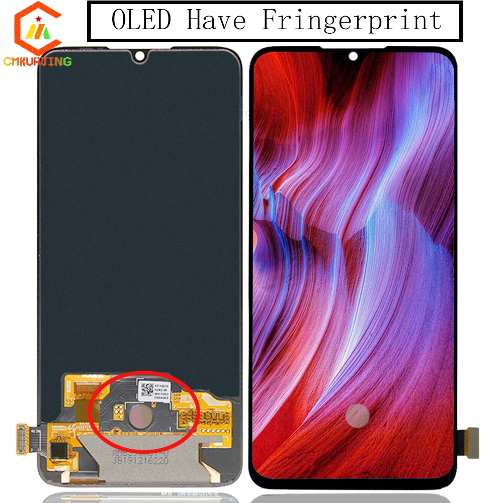 Mobile Phone Display Digitalization Touch Assembly Are Suitable For Xiaomi Redmi Mi 9 Lite / CC9 LCD Screen Parts enlarge