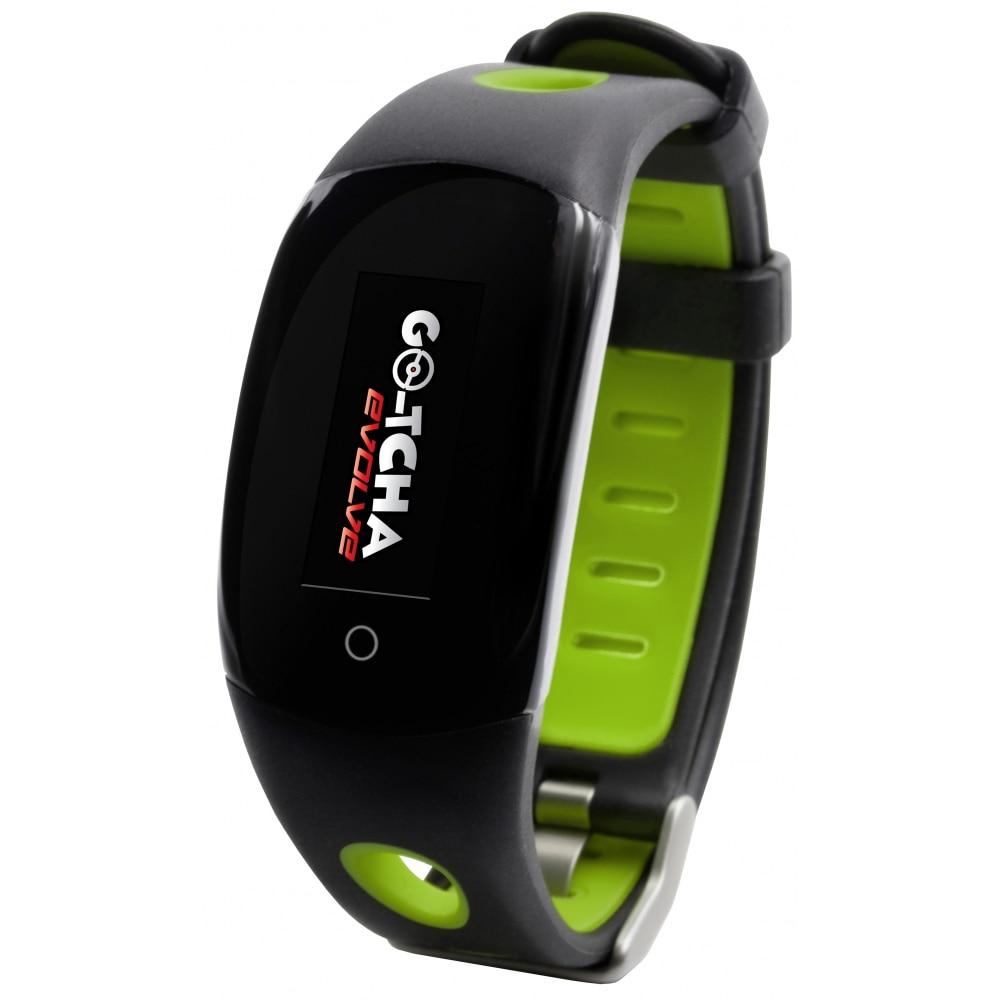 Green Datel Go-Tcha Evolve Смарт-часы браслет для Pokemon Go Plus Pocket Auto Catch для Bluetooth для IOS12/Android