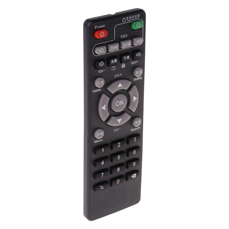 Decodificador Control remoto de aprendizaje para desbloquear tecnología Ubox Dispositivo de TV inteligente Gen 1/2/3 XXUC