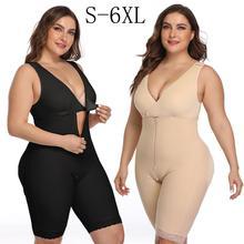 Body dla kobiet trenażer odpadów pełne ciało segregatory czopiarki Plus rozmiar Shapewear odchudzanie płaszcza brzuch udo trymer talia