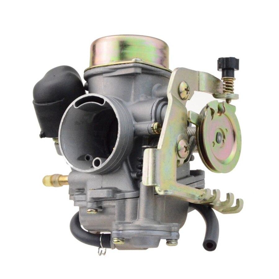 CVK30 carburador para AN250 Skywave/Burgman sello Linhai Aeolus VOG agrupa a 260 de 300 tanque 260 YP250 XINGYUE 260