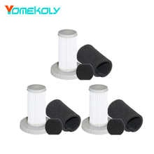 For Xiaomi Deerma DX700 DX700S Vacuum Cleaner Washable HEPA Filter Cleaning Brushe Deep Filtration Replacement Accessories Parts
