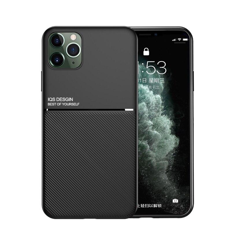 Para iPhone 11 Pro Max caso coche Shenzhen accesorios de telefonía de Ultra-delgada suave funda de protección para iPhone XR X XS X 7 7 6s 6 Plus caso Coque