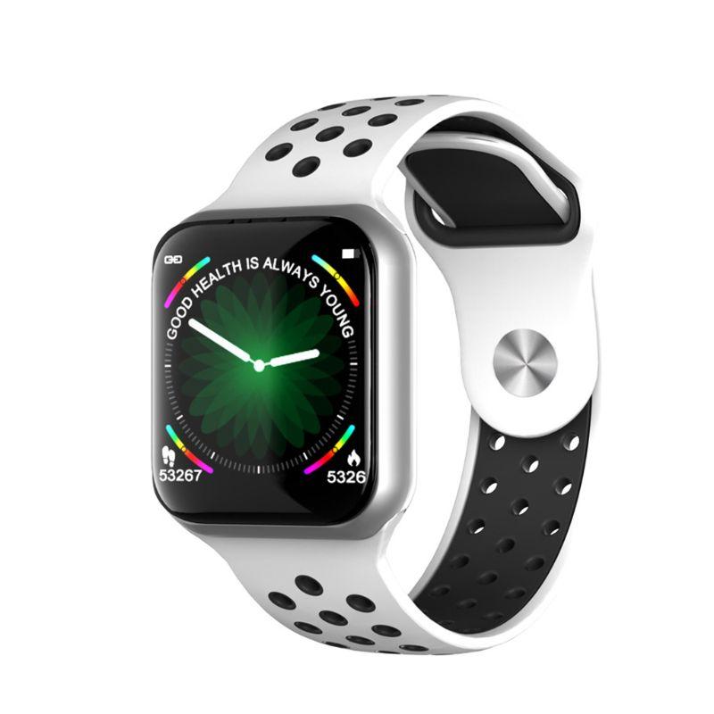 "F8 1.3"" Screen Smart Watch BT 5.0 Blood Pressures Monitoring Sport Wrist Watches"