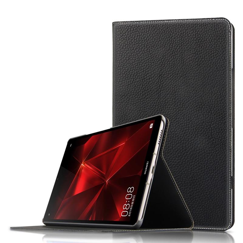 Чехол из воловьей кожи для Huawei MediaPad M6 turbo 8,4 VRD-W10 AL10, защитный чехол из натуральной кожи для планшетного ПК mediapad m6 8,4 дюйма Turbo