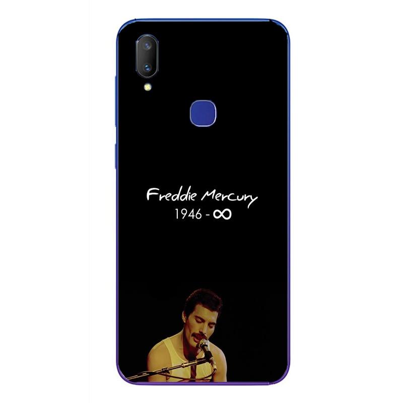 Freddie Mercury krzemu skrzynka dla UMIDIGI A3 A5 Z2 S3 S2 jeden Max Pro Lite F1 grać X moc telefon pokrywa