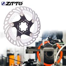HiMISS vtt DH vélo frein à disque refroidissement Rotor flottant 203/180/160/140mm 6 boulons Rotor pour VTT RT99 RT86