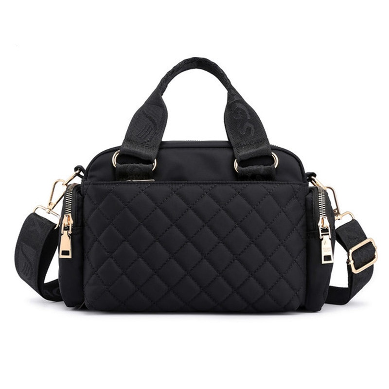 2020 new brand waterproof Oxford cloth handbag ladies fashion high quality Messenger bag ladies large capacity line shoulder bag