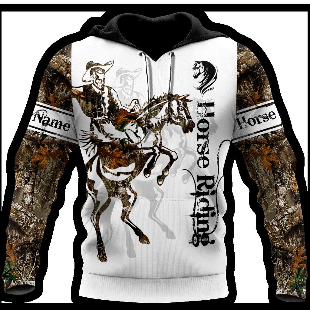Tessffel Newest Animal Love Racing Horse Tattoo Harajuku Tracksuit 3DPrint Streetwear Pullover Autumn Funny Hoodies Men/Women 18