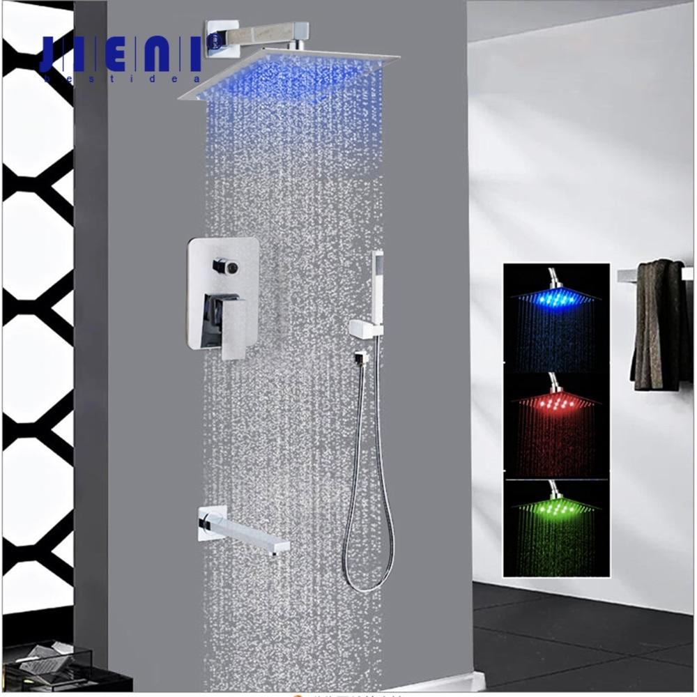 JIENI الحمام الحائط 8