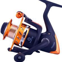 HiMISS Bearings Fishing Reels Super Big Sea Fishing Wheel High Speed Metal Spinning Reel Fish Tools