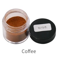 coffee color fast dying acid dye powder acrylic paint pigment for dying clothes soft feather bamboo eggs peanuts