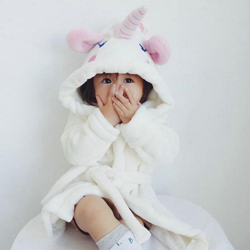 Jo & mi 2020 novas crianças e mãe robe flanela roupão crianças sleepwear bebê linda casa panos