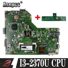 Asepcs Für For Asus X54C K54C Laptop motherboard hm65 REV.3.0 Mit I3-2370U test gute