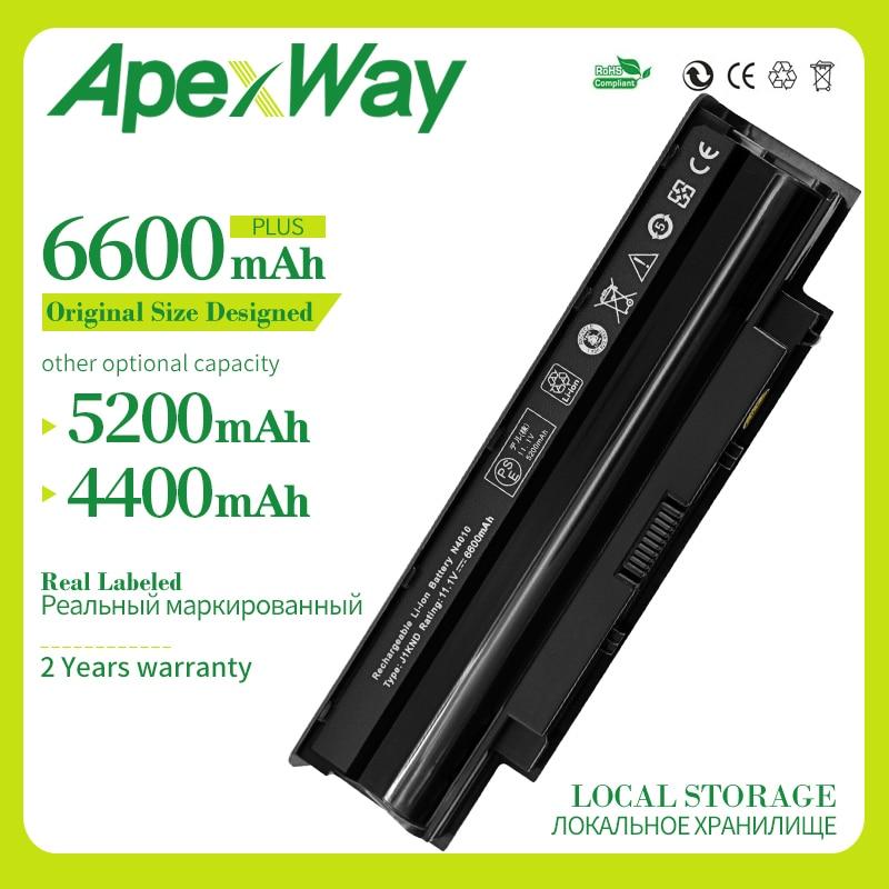 11.1V Bateria Para Dell Inspiron N5010 N5110 N5020 N5030 N5040 N5050 N3110 N4010 M5030 N7010 N7110 13 14R 15R 17R 3450n 3550 3750