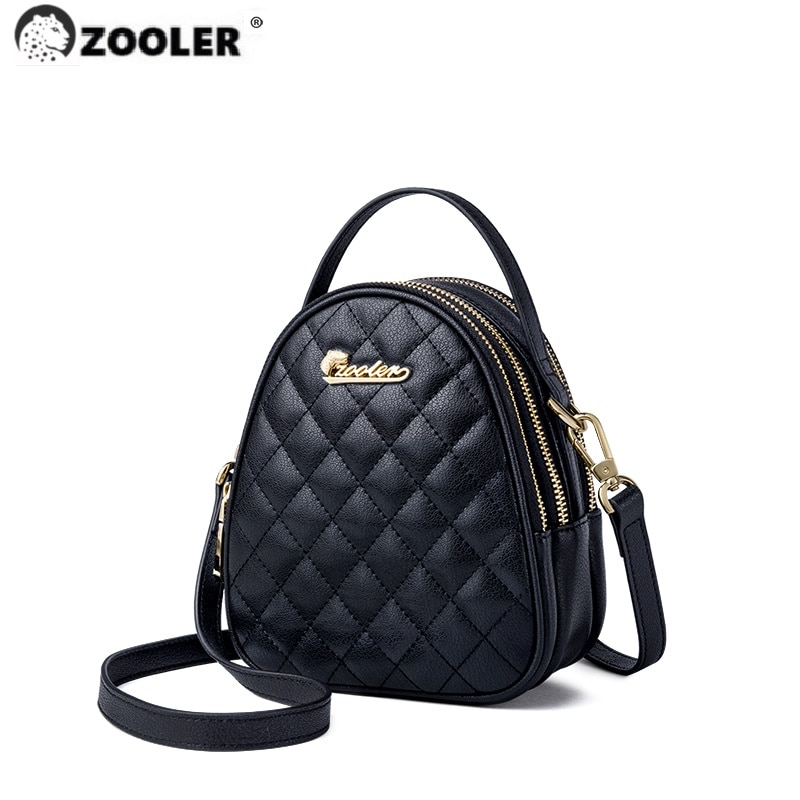 ZOOLER Hot Skin Soft Leather Special Shoulder bag First Layer Leather Bags 2020 Fashion Women Bag Luxury brands Rice bolsa MD202