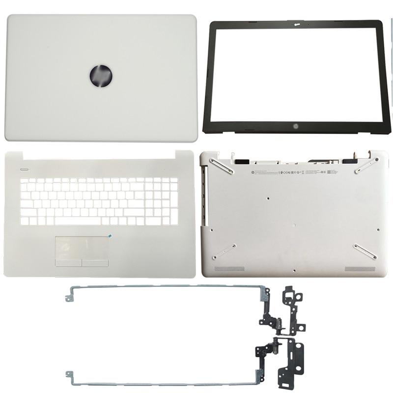 For HP 17-BS 17-AK 17-BR Series Laptop LCD Back Cover/Front bezel/ Hinges/Palmrest/Bottom Case 933293-001 926527-001 933298-001 new for hp 15 bs 15 br 15 bw 15t br 15 bs 15z bw laptop lcd back cover front bezel hinges palmrest bottom case 924899 001