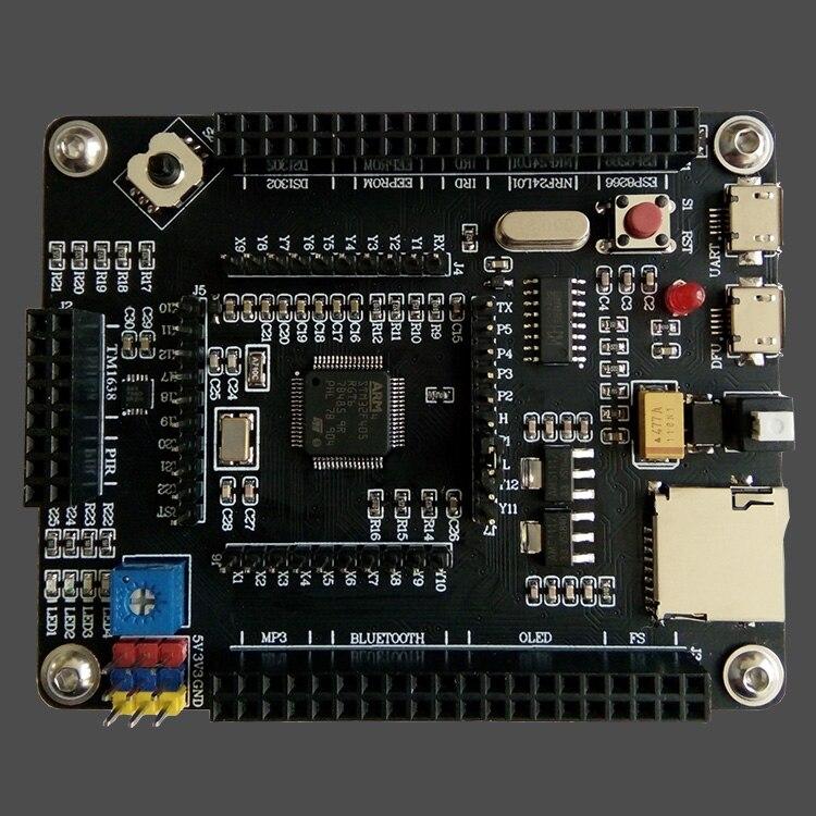 لوحة تطوير مشتقة صغيرة PYBOARD V1.1 STM32F405RGT6 بايثون نوع Microbit