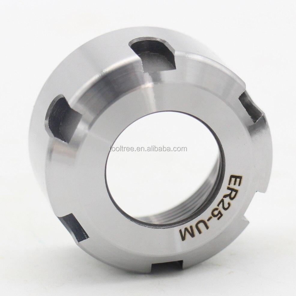 High precision ER25 ER32 ER40 ER50 Clamping nuts ER collet nuts