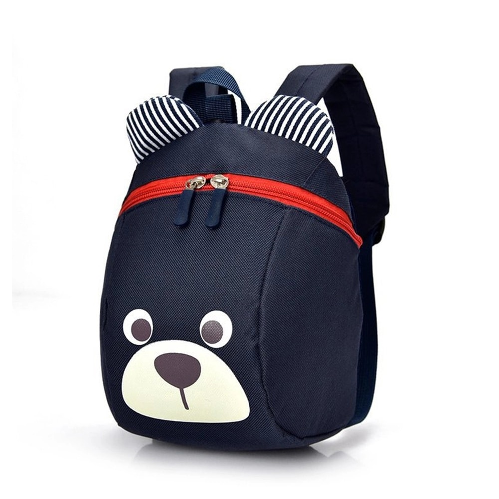 Cartoon Kids School Bags Kindergarten Boys and Girls 1-5 Years Old Children Backpack 3D Cartoon Love
